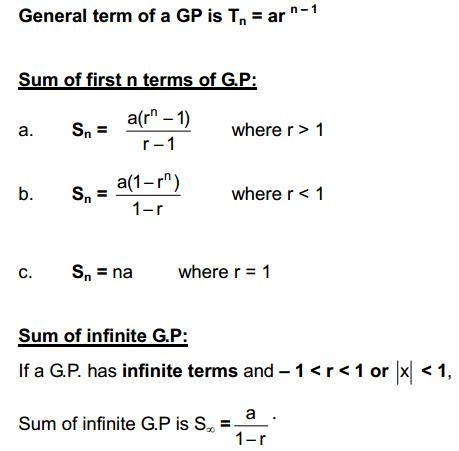 How To Find The Common Ratio In Geometric Progression If