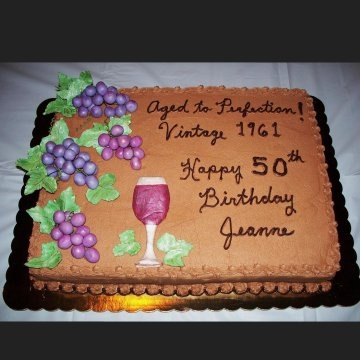 Prime What Is A Good 50Th Birthday Cake Quora Funny Birthday Cards Online Inifodamsfinfo