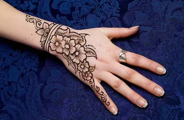 Mehndi Designs For New Learners : What are some good henna designs for beginners? quora