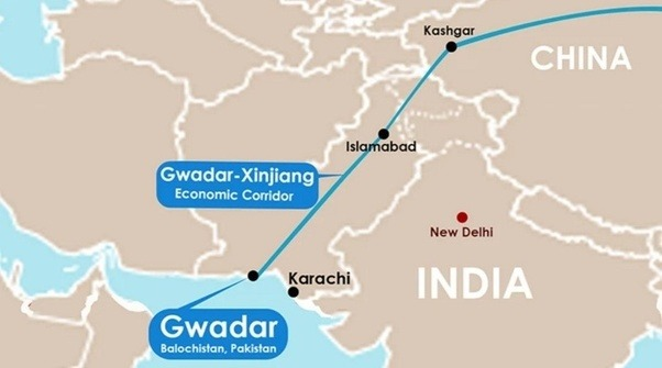 cpec problem for india