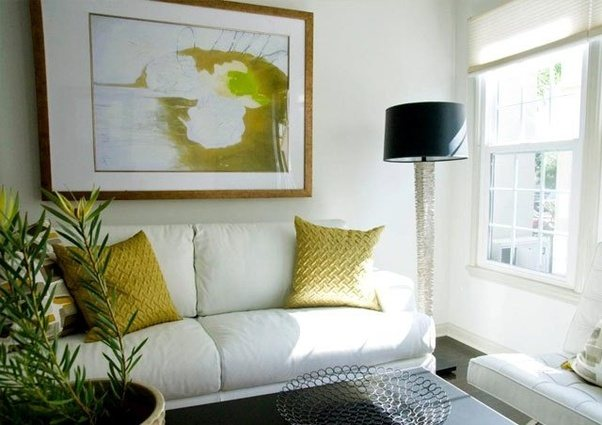 What are the tips to decorate small living room? - Quora