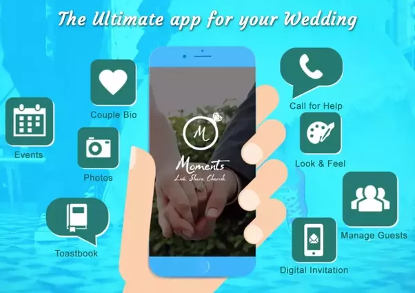 What is the best app for wedding planning quora mobile wedding app a planner who is with you all the time junglespirit Choice Image