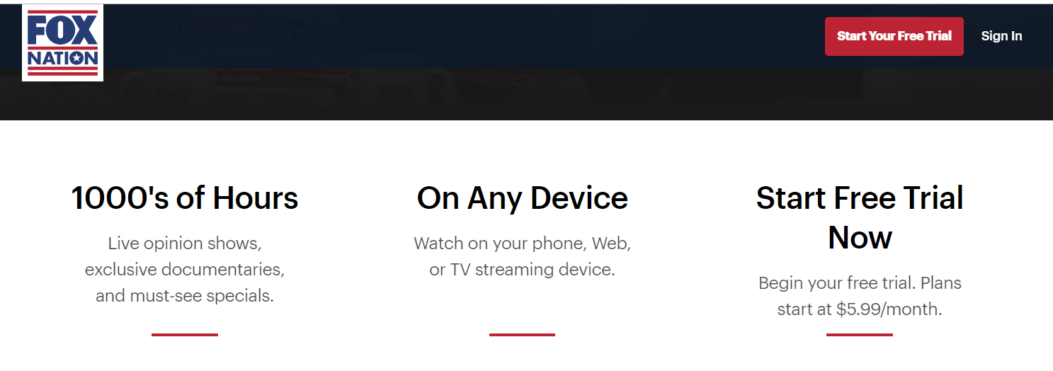 Is Fox Nation available on Roku? - Quora