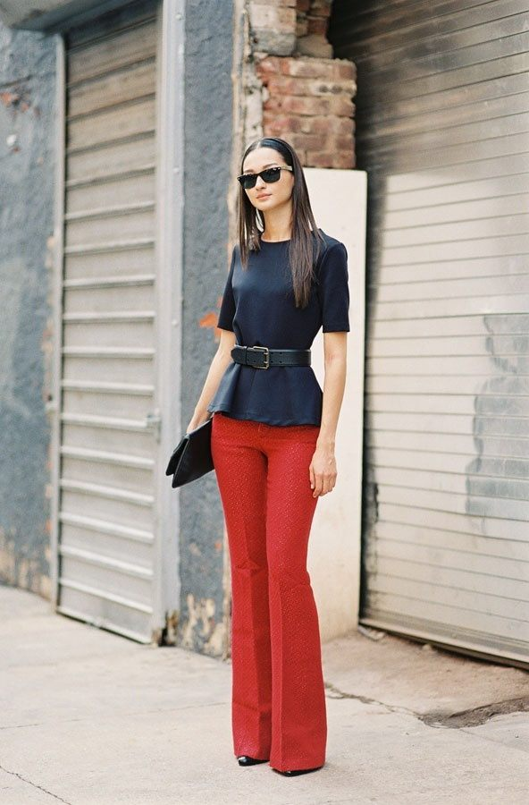 Best Skin Cream: Which Color Top Is Suit Best With Red Jeans?