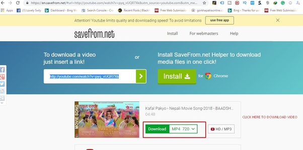 Which is the best and most efficient YouTube downloader to