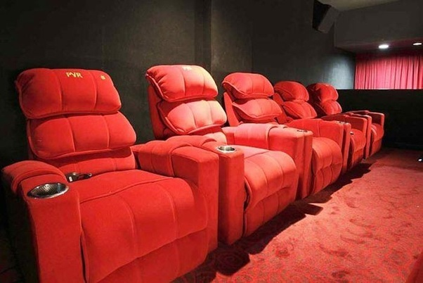 Astounding What Does Recliner Seats Mean In Pvr Kota Quora Pabps2019 Chair Design Images Pabps2019Com