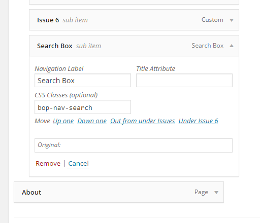 How to add a search box in sticky-header in my WordPress theme ...