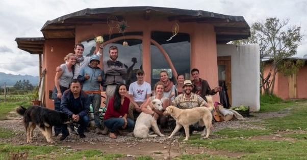 eco-villaggio, comunità intenzionale