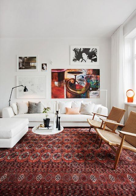 Decorating With Oriental Persian Rugs Welovehome