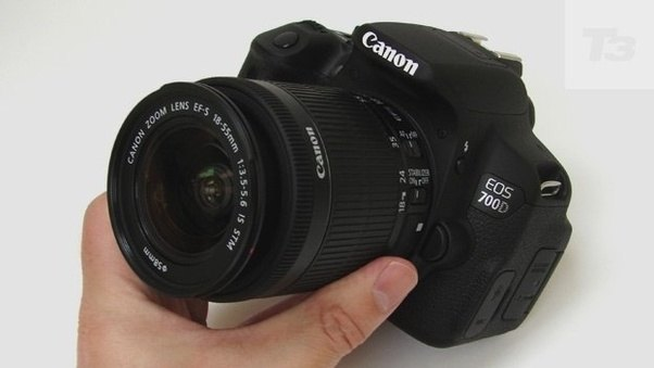 Which One Is The Best Dslr Between The Canon 700d And The Nikon