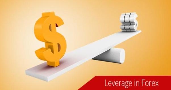 Standard leverage forex