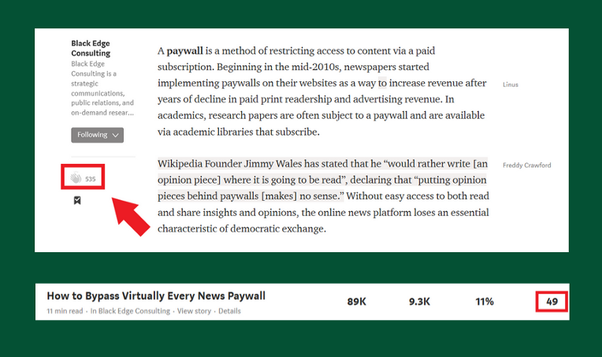 News Without Paywall