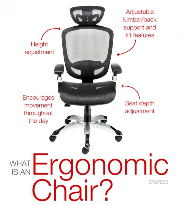 What S Inside An Ergonomic Chair Quora