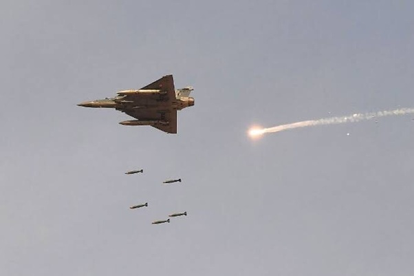 How was Pakistani Air Defense unable to detect 12 Mirage