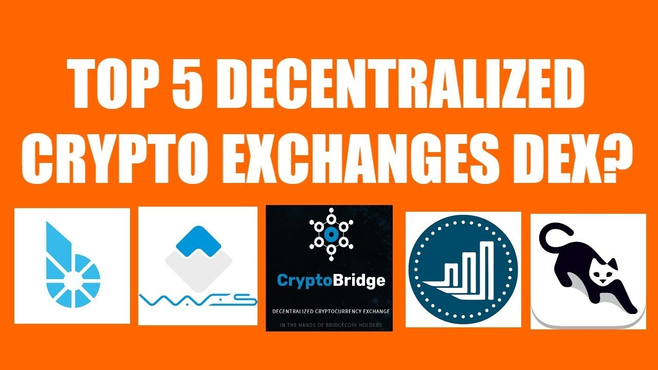 top decentralized cryptocurrency
