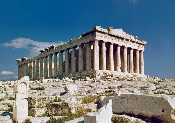 What Are The Differences Between The Ancient Greek Religion And - Greek religion