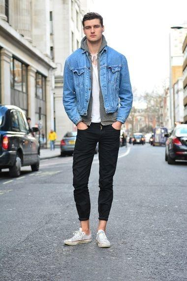 Should I wear a denim jacket to a club tonight? - Quora
