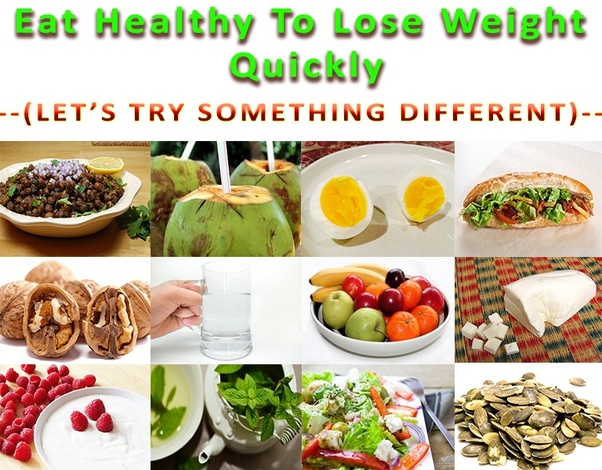 Healthy weight get and lose