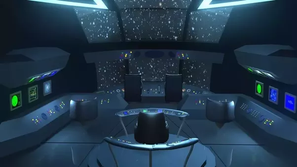 What Kind Of Rooms Are In A Spaceship Quora - Spaceship design game