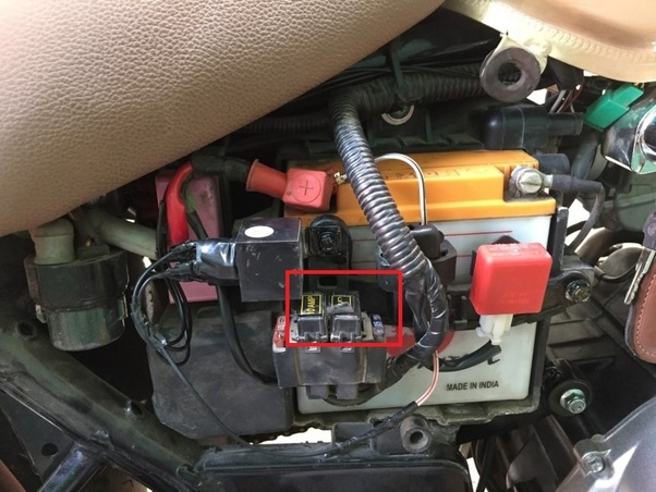 Where is the fuse located in the Avenger 220? - Quora on