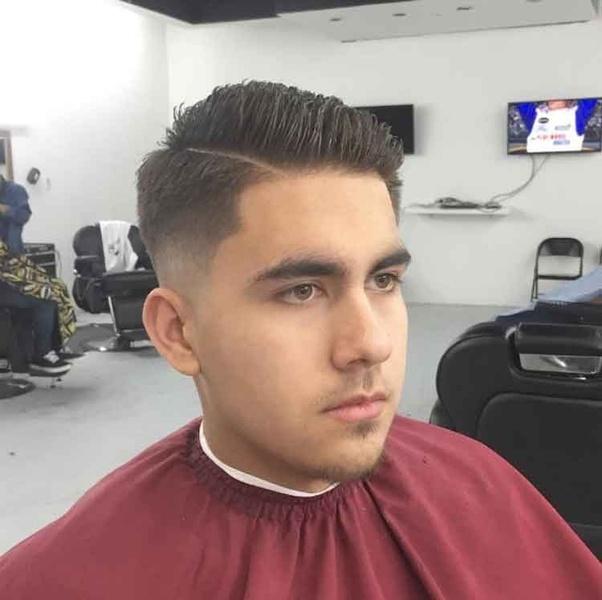 Apa Saja Model Rambut Pria Yang Cocok Untuk Wajah Bulat Quora