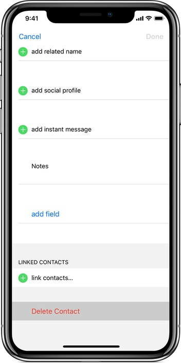 How to delete contacts on an iPhone - Quora