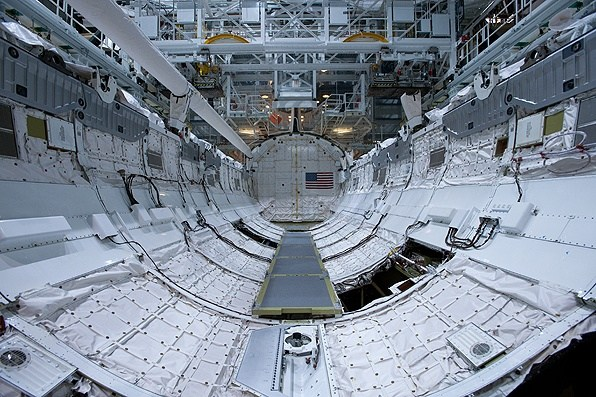 space shuttle payload bay doors - photo #26