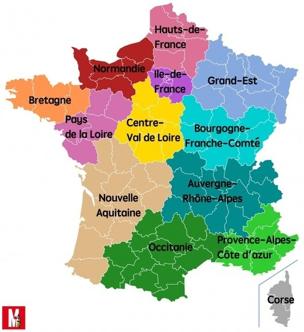 Why do French regions have such long names? - Quora