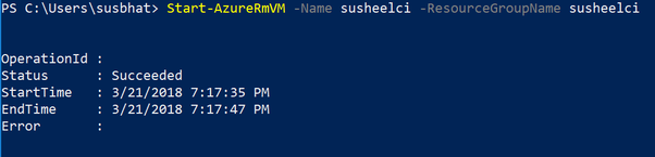 How to auto start and stop a VM on Microsoft Azure - Quora
