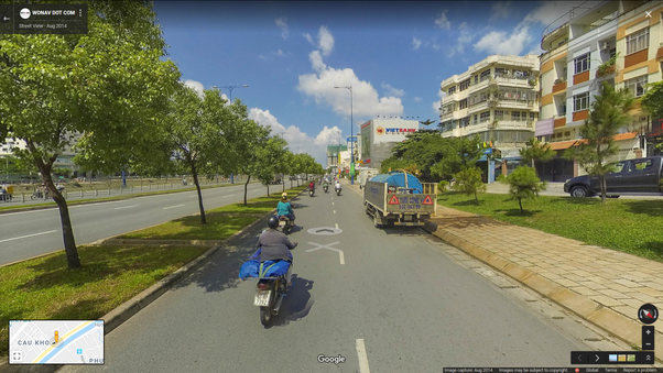 Why doesn\'t Vietnam have a street view on Google Maps? - Quora