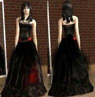 If You Re Not Sure About A Black Wedding Dress Try Princess Or Mermaid In Diffe Colors