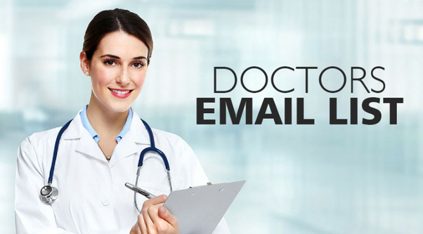 How to find the best email list of doctors - Quora