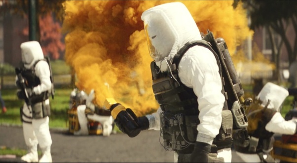 Rainbow Six Siege White Mask: In Rainbow Six Siege, Is It Possible That Smoke Uses The