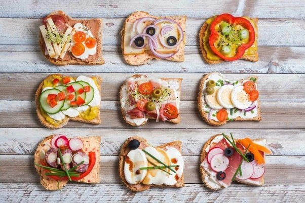 Image result for Differences in sandwiches