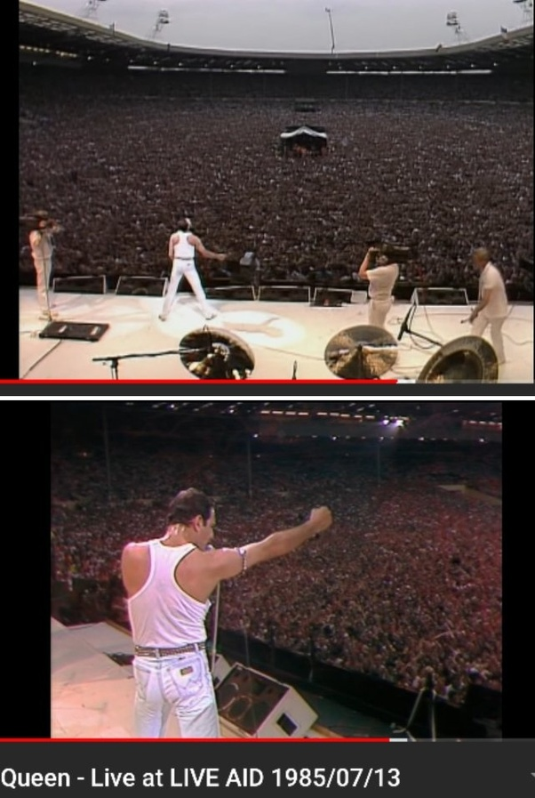 What makes Queen's 1985 Live Aid performance so amazing? - Quora