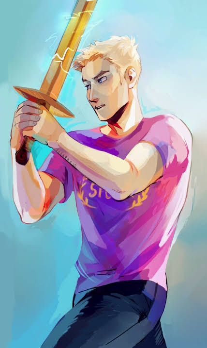 Who would win in a fight between Percy Jackson and Jason Grace? - Quora