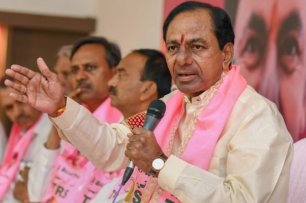 How do Telangana people feel under the leadership of KCR? - Quora