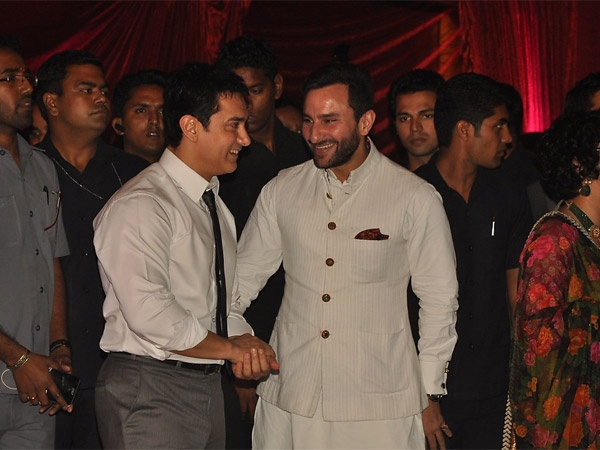 Who is taller - Aamir Khan or Saif Ali Khan? - Quora