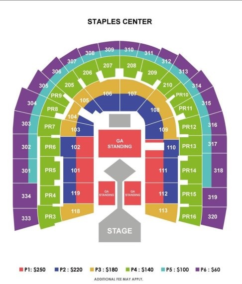 How much do BTS tickets cost for the US? - Quora