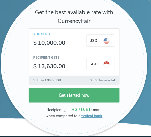 The Money Transfer System Works In 3 Easy Steps
