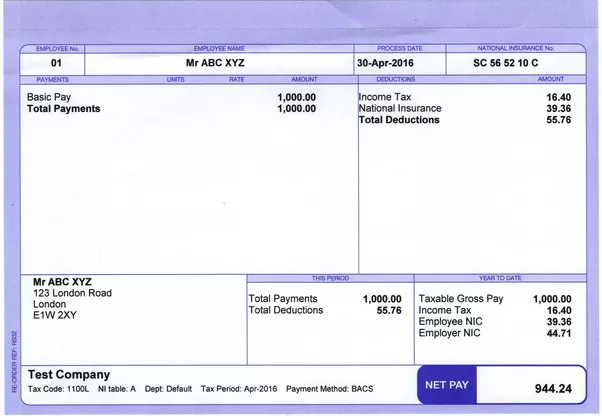 What Should I Do If I Don T Get Payslips From My Company