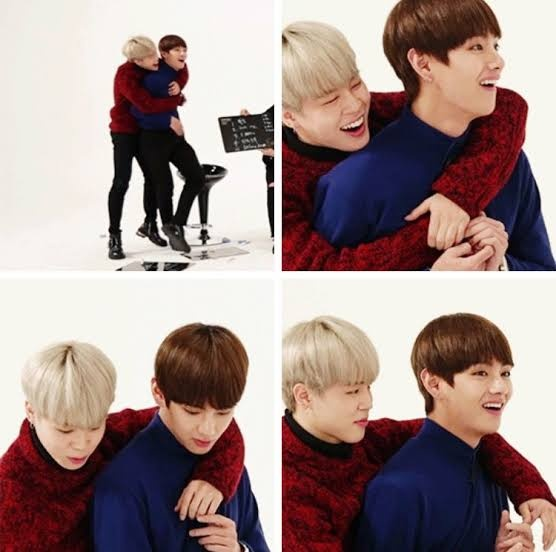 Were Kim Taehyung and Park Jimin high school friends? - Quora