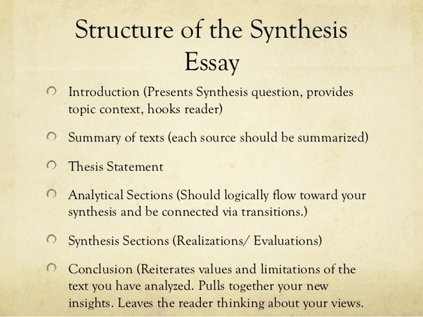 Synthesis Essay Is Very Difficult. Thatu0027s Why I Always Try To Advise Info  About Synthesis Essay In Order To Help My Friends And People From This Site.