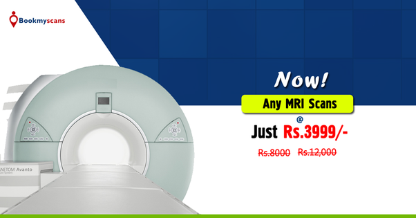 MRI Scan cost in Mumbai – PAY 50% lesser for any MRI Scan