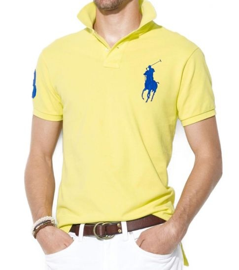 Is a Ralph Lauren polo shirt still considered a luxury