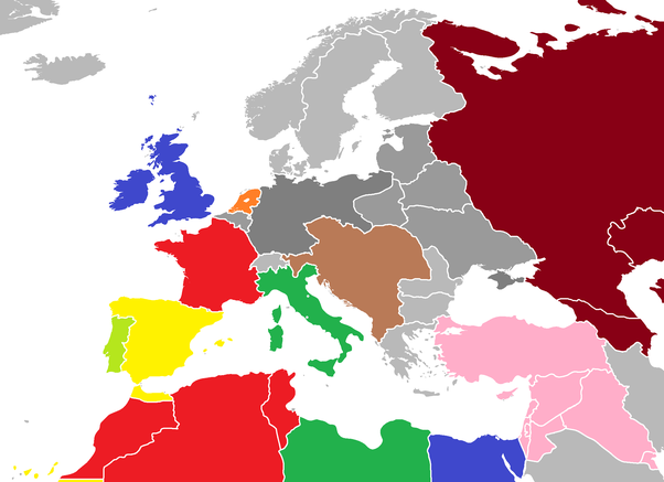 What would happen if Imperial Germany (and Central Powers