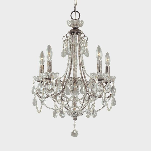 Are chandeliers high maintenance where can i find some good designs heres a photo of a basic chandelier you have all those dangly glass teardrops as well as a multitude of lights usually 4 to 6 to maintain aloadofball Images