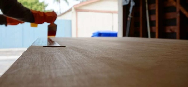 What Is The Best Type Of Wood To Use For A Desktop On A Homemade