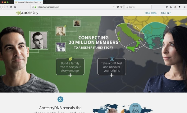 ancestry com free trial without credit card