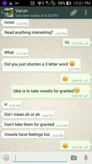 kérdések flirt whatsapp